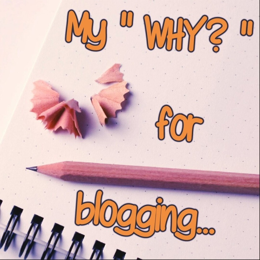 my why for blogging by Helen's Journey Blog. The powerful tool that is the written word and how it can be used for good