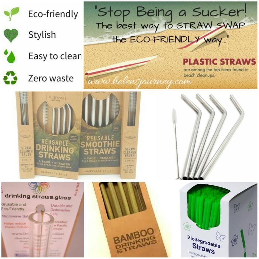 eco-friendly straw options