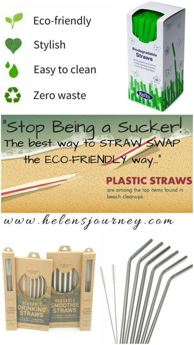 the best eco-friendly straws to use instead of plastic straws
