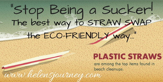a guide to different plastic straw alternatives. ecofriendly straws. biodegradable straws.