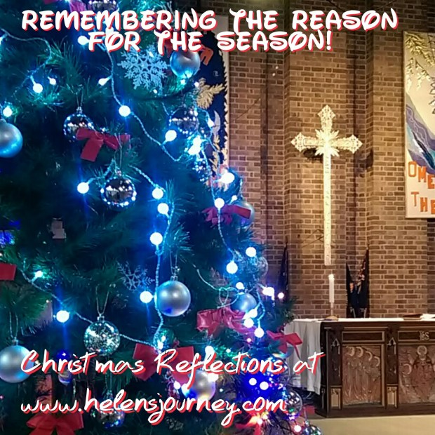 reason for the season christmas reflection