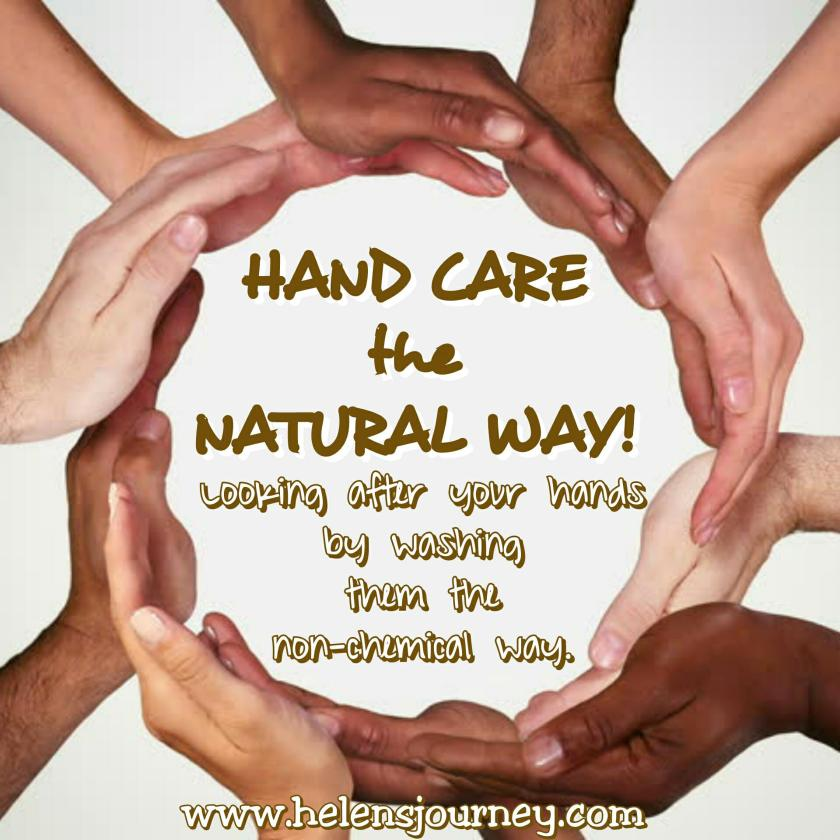 looking after your hands the natural way by Helen's Journey