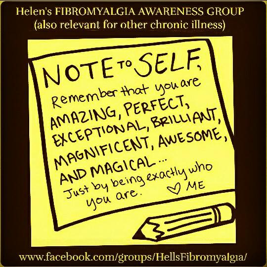 self love affirmation for self love Saturday on Helen's journey blog