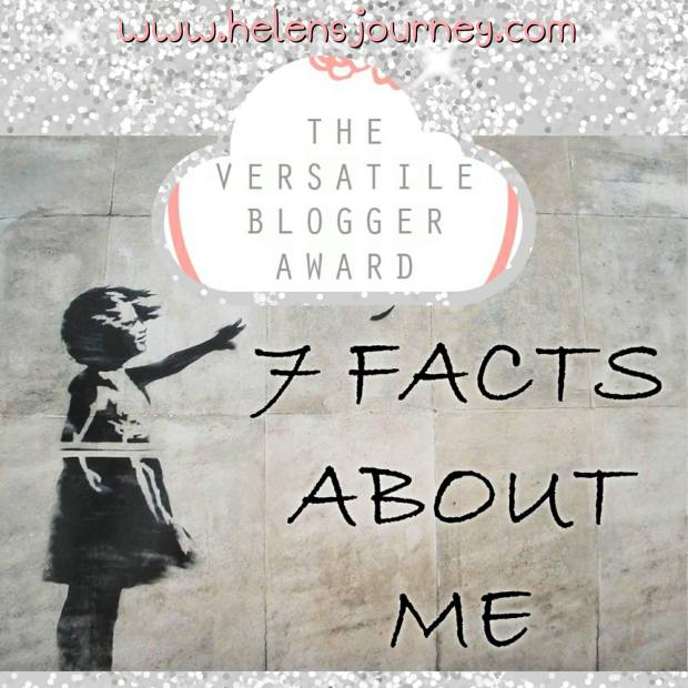 7 facts about me to share my life experiences - Helen's journey Blog