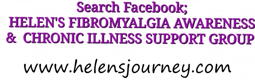 a blog post all about the health condition fibromyalgia, from a sufferers perspective.