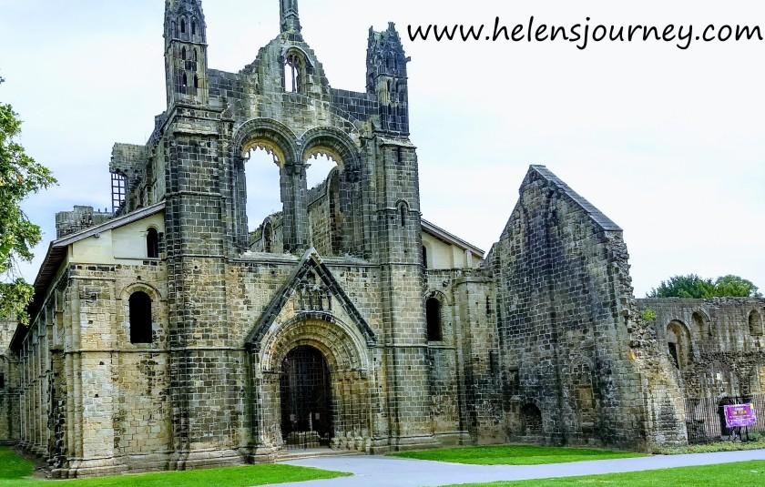 Kirkstall Abbey in Leeds, a beauty spot full of history. Review by Helen's Journey Blog www.helensjourney.com