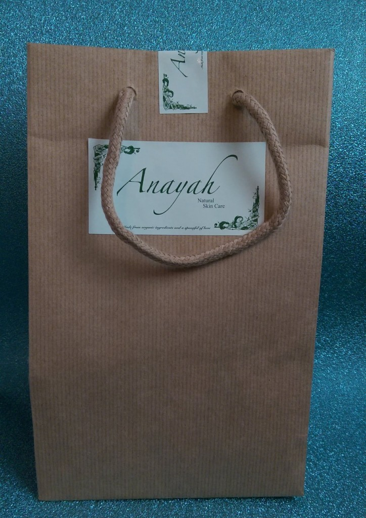 anayah natural skincare range with eco-friendly packaging-product review by Helen's Journey blog