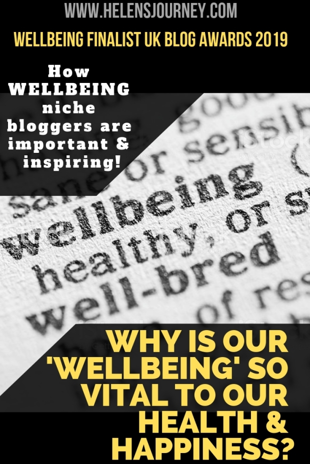why is our wellbeing so vital to our health and happiness and how wellbeing niche bloggers play an important role jpeg
