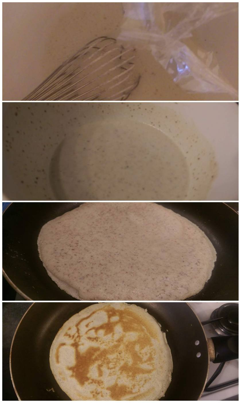 Read my review of these Gluten-free, Vegan and Non GMO pancakes, I'm using to do pancake day the healthy way! By Helen's Journey Blog
