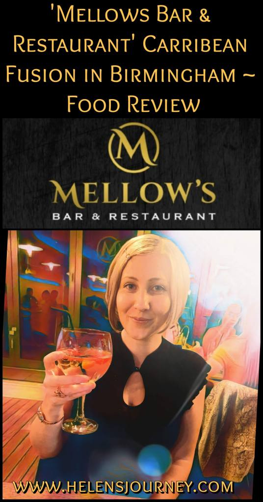 'Mellows Bar and Restaurant' Caribbean Fusion in Birmingham ~ Food and Cocktail Review by www.helensjourney.com
