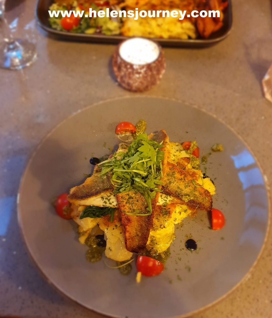 'Mellows Bar and Restaurant' Caribbean Fusion in Birmingham ~ Seabass Meal Review by www.helensjourney.com
