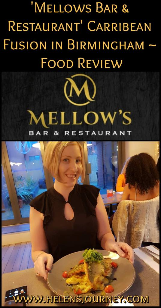'Mellows Bar and Restaurant' multi award winning Caribbean Fusion food in Birmingham ~ Food and Cocktail Review by www.helensjourney.com