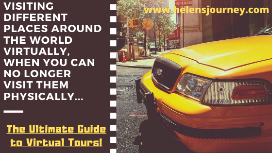 sing online virtual tours to visit places all around the world when you can't go there physically. the ultimate guide to online virtual tours
